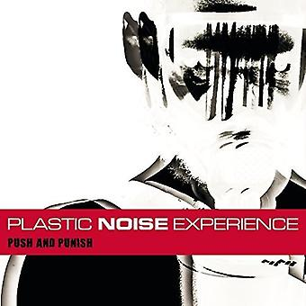 Plastic Noise Experience - Plastic Noise Experience-Push and Puni [Vinyl] USA import