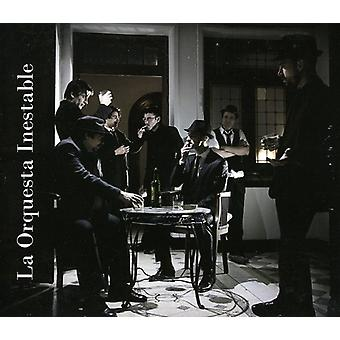 Amadeo/Miller/sogn/Pinto/Campbell/Economou/Jorda - La Orquesta Inestable [CD] USA import