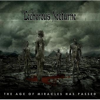 Lecherous Nocturne - Age of Miracles Has Passed [CD] USA import