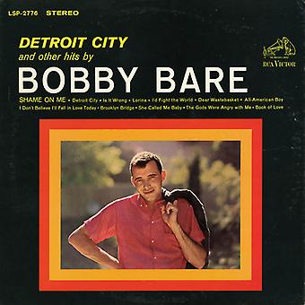 Bobby Bare - Detroit City & Other Hits by Bobby Bare [CD] USA import