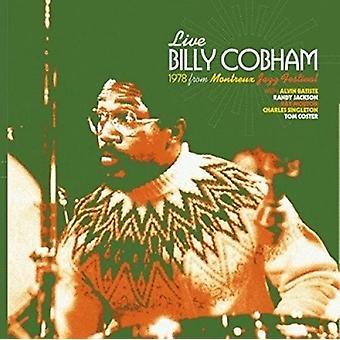 Billy Cobham - Live at Montreux, Switzerland 1978 [CD] USA import