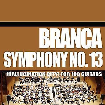 Glenn Branca - Branca Glenn-Symphony No. 13 (Halluci [CD] USA import