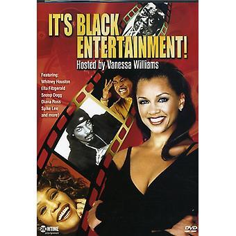 It's Black Entertainment [DVD] USA import
