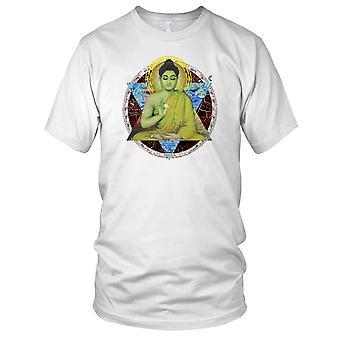 Buddhadharma Buddha Vishna meditasjon Yoga Kids T skjorte
