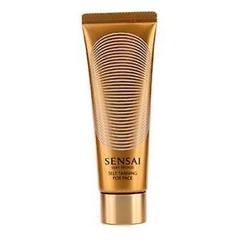 Kanebo Sensai Silky Bronze Self Tanning For Face - 50ml/1.7oz