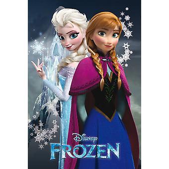 ディズニー ポスター ポスター印刷を凍結