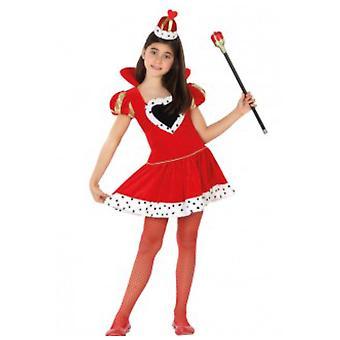 Pour enfants costumes enfants Reine de costume de coeurs