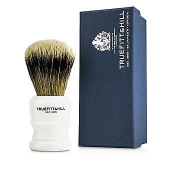 Truefitt & Hill Wellington Super Badger Shave Brush - # Porcelain - 1pc