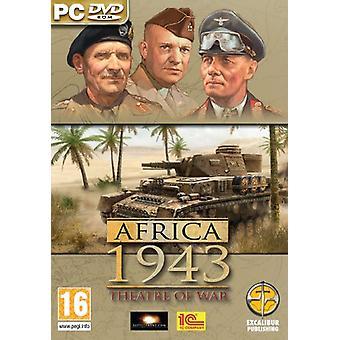 Theatre of War Afrika Corps (PC CD)-nytt
