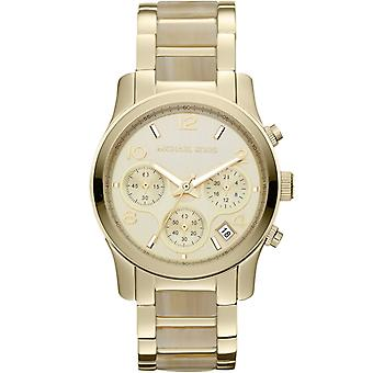 Michael Kors damenes rullebane Chronograph Watch MK5660