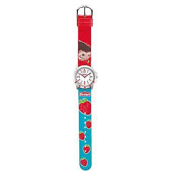 Scout gyerekek Watch learning Clock Star gyerekek sündisznó Girl Watch 280393028