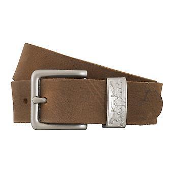 Levi BB´s Cinture cinture in pelle jeans uomo cintura marrone 4916