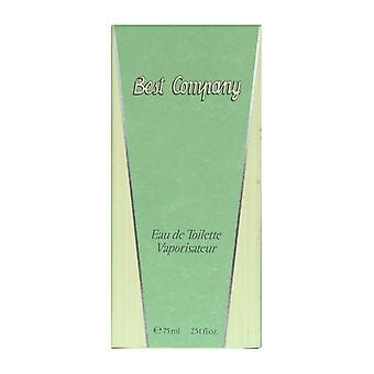 Best Company Eau De Toilette Spray 2.54Oz/75ml In Box (Vintage)