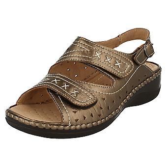 Dames strandloper zomer sandalen zon