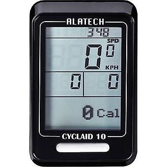 Equipo de Alatech Cyclaid 10 bicicleta Bluetooth (inalámbrico)