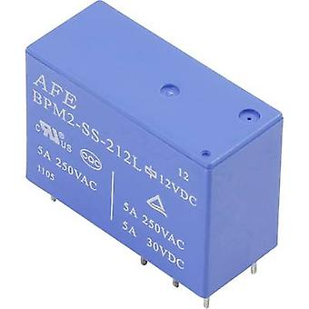 AFE BPM2-SS-224L PCB relay 24 V DC 5 A 2 change-overs 1 pc(s)
