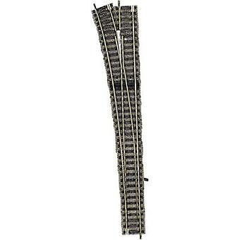 6178 spoor H0 Fleischmann Profi-hogesnelheids punt, links 300 mm 9,5 °