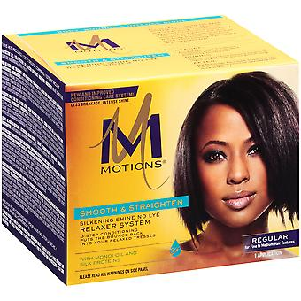 Motions Smooth and Straighten Silkening Shine No-Lye Relaxer