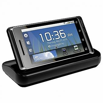 OEM Motorola Multimedia Docking Cradle for Motorola A955, A956, Droid 2 (Black) - SPN5615A-Z