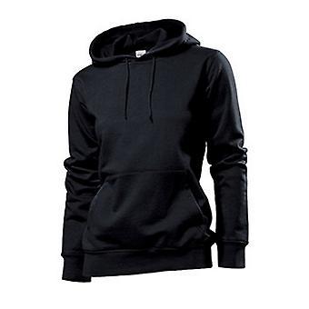 Stedman Womens/Ladies Hooded Sweat