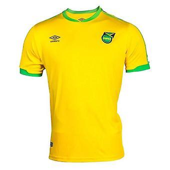 Camisa de futebol Umbro casa 2018-2019 Jamaica