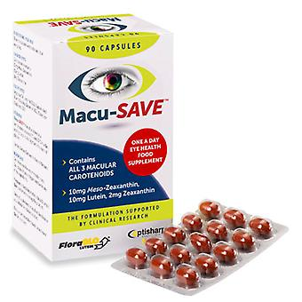 Macu-opslaan Eye Supplement met Meso-zeaxanthine 90 capsules
