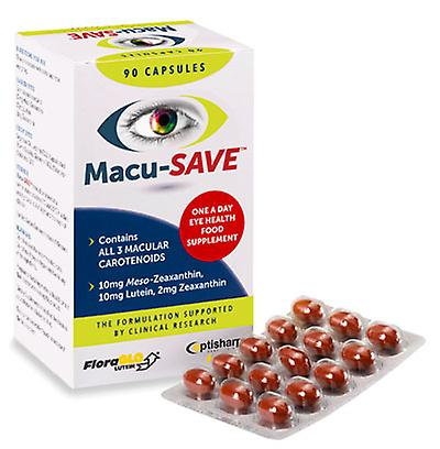Macu-spara ögat tillägg med Meso-zeaxantin 90 kapslar