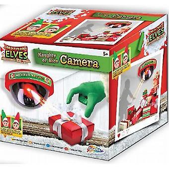 Agent Elf Spy Camera realistische nep Camera