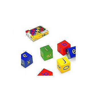 Pintoy blokkerer tall og bokstaver