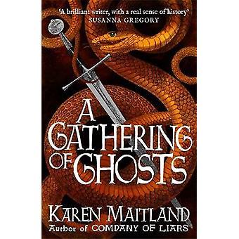 A Gathering of Ghosts by A Gathering of Ghosts - 9781472235879 Book