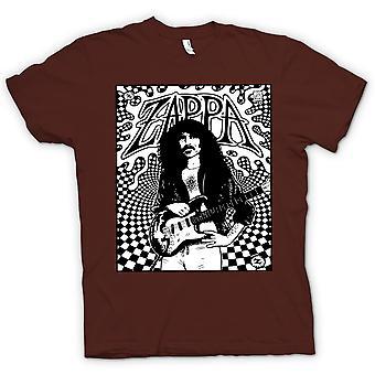 Camiseta para hombre - Frank Zappa - boceto de retrato