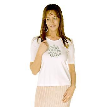EUGEN KLEIN T-Shirt 9267-04 81702 Cream