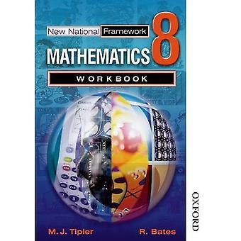 Nouveau cadre National mathématiques 8 Core classeur: 8 cœurs