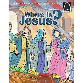 Vart är Jesus? -Arch böcker