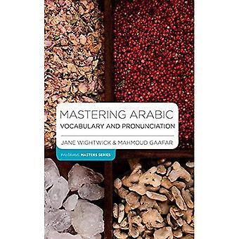 Mastering arabischen Wortschatz und Aussprache (Palgrave Master Serie (Sprachen))