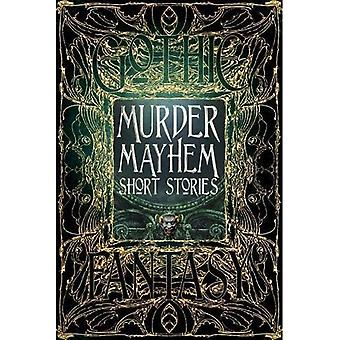 Moord Mayhem korte verhalen