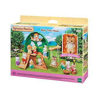 Sylvanian familier Baby Treehouse