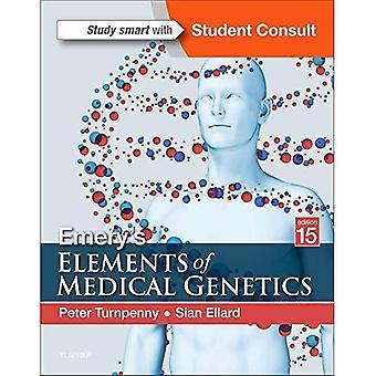 Van het Amaril elementen van medische genetica