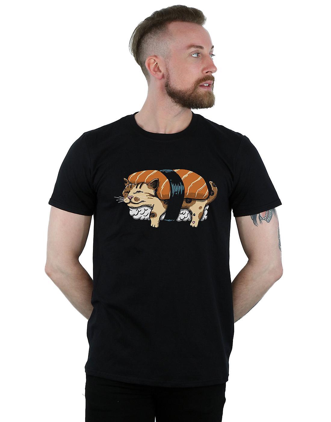 Vincent Trinidad Men's Neko Sushi T-Shirt