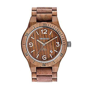 WEWOOD Analog quartz men with wooden Strap WW08009