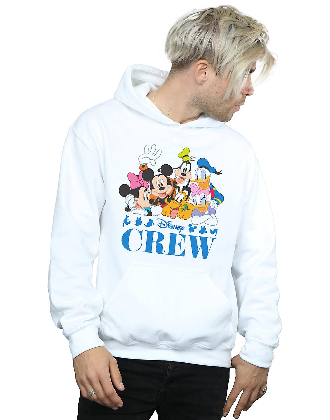 Disney Men's Mickey Mouse Disney Friends Hoodie