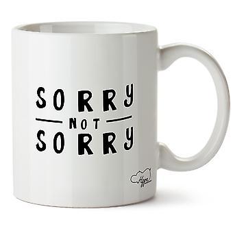 Hippowarehouse pahoillani ole pahoillani 10 oz muki Cup