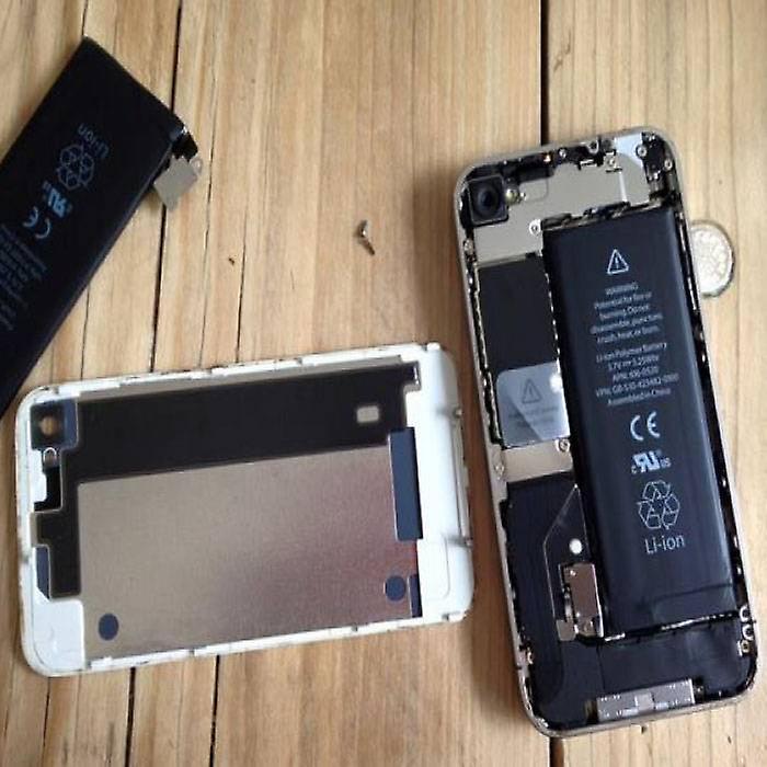 Stuff Certified® SE iPhone Battery / Battery Grade A +