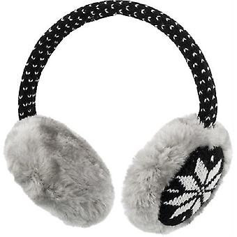 STREETZ Headset with ear, ear protectors, headphones black/White