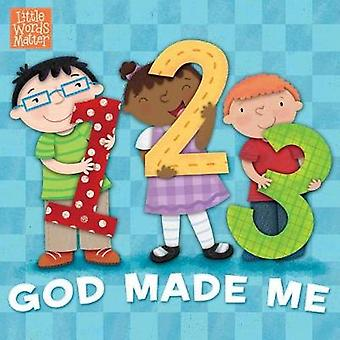 1 - 2 - 3 God Made Me by Holli Conger - 9781462774074 Book