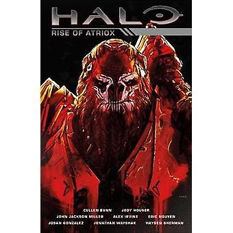 Halo - Rise Of Atriox by Halo - Rise Of Atriox - 9781506704944 Book