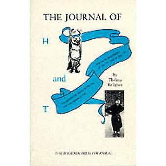 The Journal of H and T by Thelma Kelgren - 9781858650555 Book