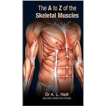 A to Z of Skeletal Muscles - 9781921930188 Book