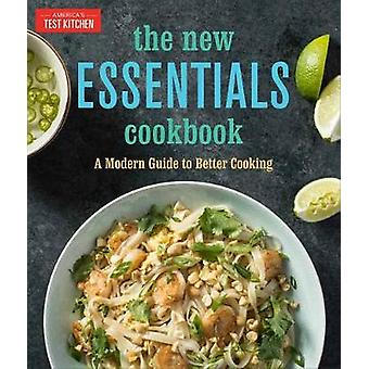 The New Essentials by America's Test Kitchen - 9781945256042 Book