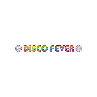 70er-Disco Fever Streamer